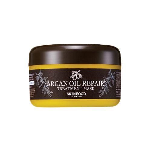 Восстанавливающая маска для волос SKINFOOD Argan Oil Repair Plus Treatment Mask маска kativa argan oil intensive repair treatment объем 35 г