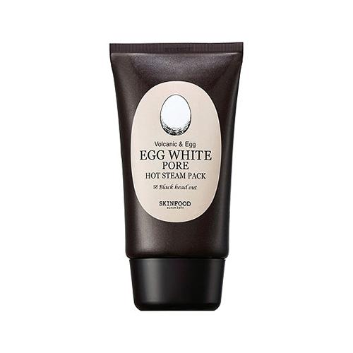 Разогревающая маска для лица с яичным экстрактом SKINFOOD Egg White Pore Hot Steam Pack