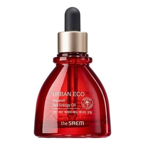 Масло для лица и тела The Saem Urban Eco Waratah Red Energy Oil