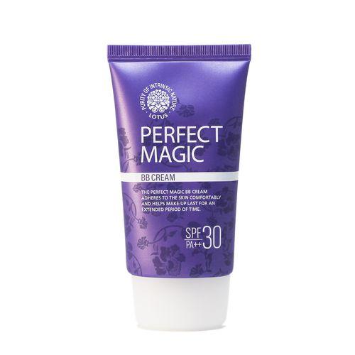Многофункциональный BB крем Welcos Lotus Perfect Magic BB Cream