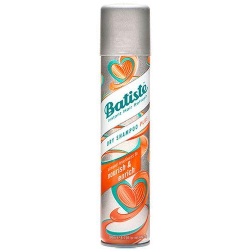 Сухой шампунь для придания свежести волосам Batiste  Nourish and Enrich Dry Shampoo