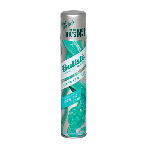 Сухой шампунь для придания свежего вида волосам Batiste  Strength and Shine Dry Shampoo