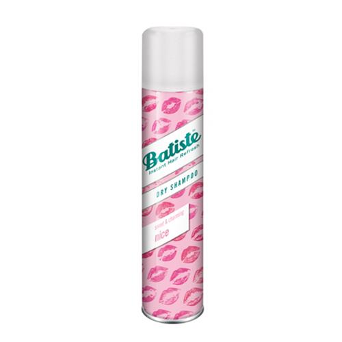 Сухой шампунь для придания свежего вида волосам Batiste  Nice Dry Shampoo