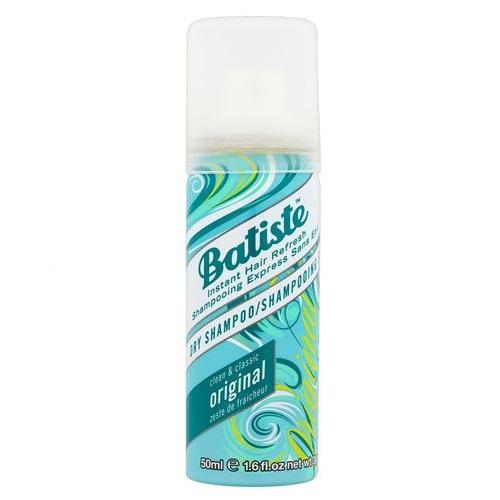 Batiste Original Dry Shampoo 50ml Batiste Batiste Original Dry Shampoo 50ml batiste shampoo original