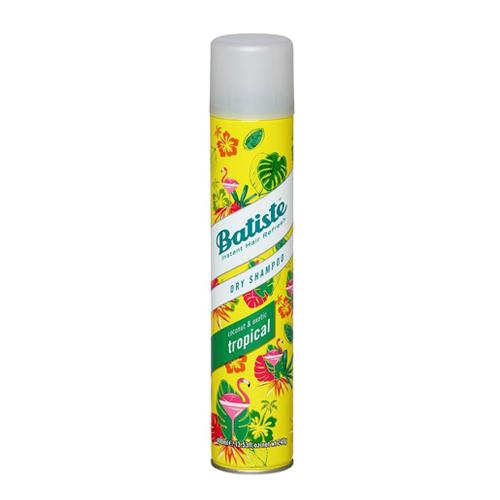 Сухой шампунь для придания свежести волосам Batiste Batiste Tropical Dry Shampoo batiste shampoo original