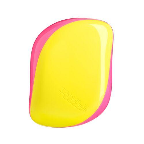 Миниатюрная расческа на каждый день, выполненная в ярких тонах Tangle Teezer Tangle Teezer Compact Styler Kaleidoscope расческа tangle teezer compact styler hello kitty pink 1 шт