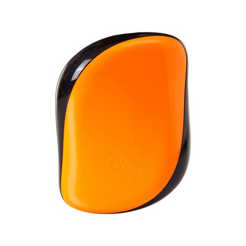 Миниатюрная расческа для распутывания самых сложных участков волос Tangle Teezer Tangle Teezer Compact Styler Orange Flare