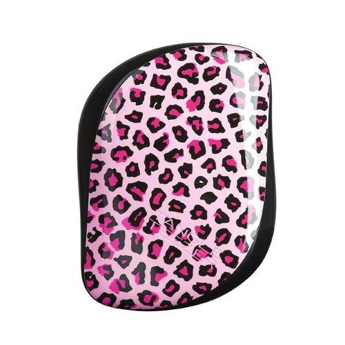 Расческа для профессионального ухода за волосами и массажа головы Tangle Teezer Tangle Teezer Compact Styler Pink Kitty расческа tangle teezer compact styler pink kitty 1 шт