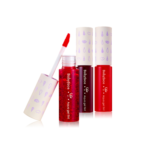 Стойкий гелевый тинт для губ It's Skin Babyface Aqua Gel Tint тинт для губ vprove no make up gel tint or01 цвет or01 orange variant hex name ff2c01