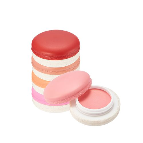 Лёгкие румяна для естественного макияжа It's Skin Macaron Cream Filling Cheek high quality ice cream honey filling machine 0 1000ml