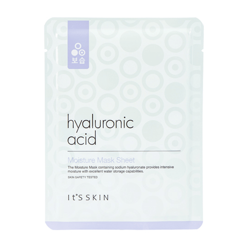 Тканевая маска для лица с гиалуроновой кислотой It's Skin Hyaluronic Acid Moisture Mask Sheet