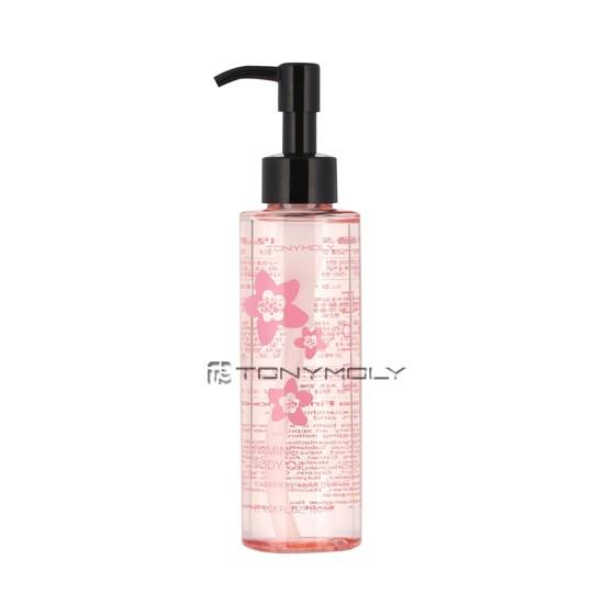Цветочное масло для тела Tony Moly Floria Firming Body Oil