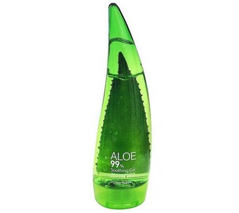 Увлажняющий гель алоэ мини-версия Holika Holika Aloe 99% Soothing Gel Mini Size гель holika holika aloe 92