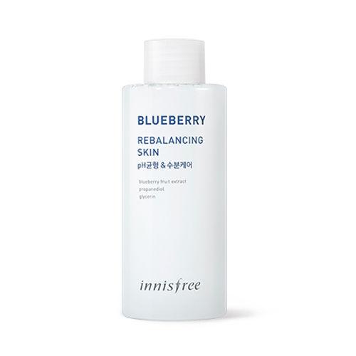 Балансирующий тонер для лица Innisfree Blueberry Rebalancing Skin innisfree pro94 112