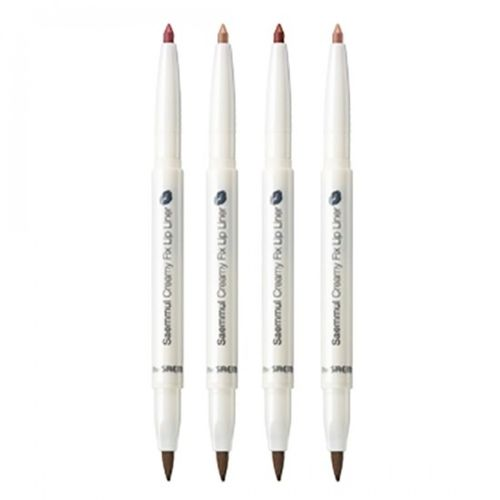Увлажняющий карандаш для губ The Saem Saemmul Creamy Fix Lip Liner карандаши the saem saemmul smudge lip crayon rd02