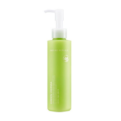 Пилинг-гель для лица Nature Republic Green Derma Mild Peeling Gel