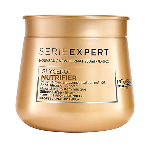 L'oreal Professionnel Nutrifier Nourishing System Masque Silicon-Free 250ml mentholatum 250ml