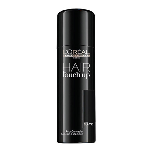 Черный тонирующий спрей для корней волос L'oreal Professionnel Hair Touch Up Black Root Concealer original new 10 1 inch resistive touch screen four wire industrial 4 touch single chip 233 141