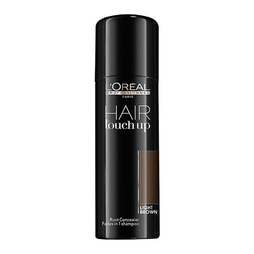 Светло-каштановый тонирующий спрей для корней волос L'oreal Professionnel Hair Touch Up Light Brown Root Concealer