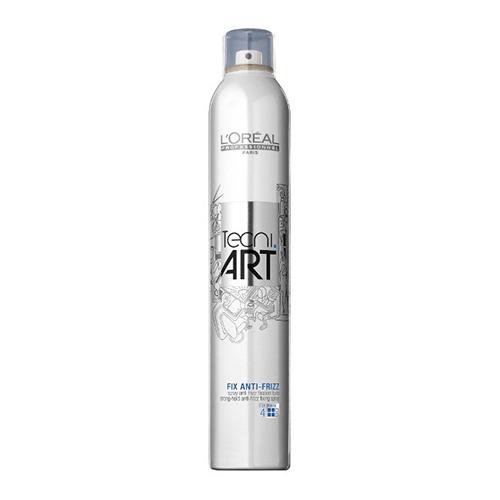 Спрей сильной фиксации  защитой от влаги L'oreal Professionnel Tecni Art Fix Anti-Frizz