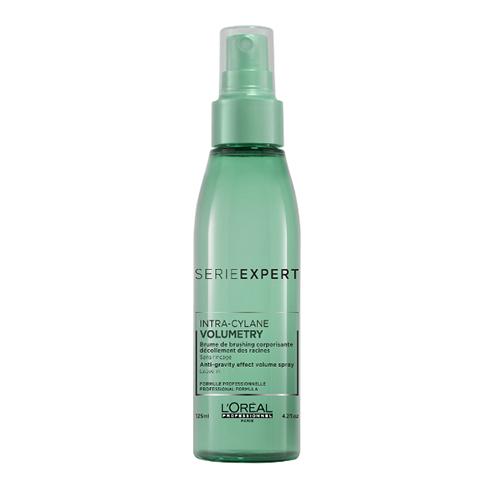 Несмываемый спрей-уход для придания объема волосам L'oreal Professionnel Intra-Cylane Volumetry Anti-Gravity Effect Volume Spray 125ml freeplus 125ml