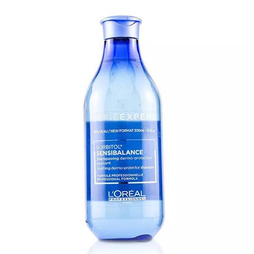Успокаивающий шампунь для чувствительной кожи головы L'oreal Professionnel Sorbitol Sensibalance Soothing Dermo-Protector Shampoo 300ml l oreal professionnel sorbitol sensibalance soothing dermo protector shampoo 300ml