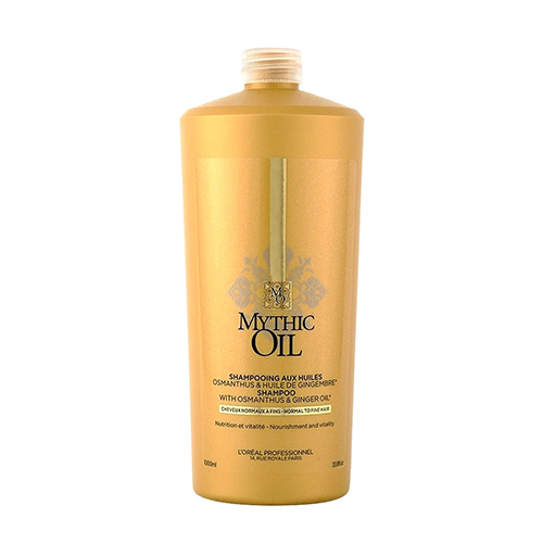 Шампунь для тонких волос L'oreal Professionnel Mythic Oil Shampoo for Fine Hair 1000ml 1000ml lm edible ink suit for epson