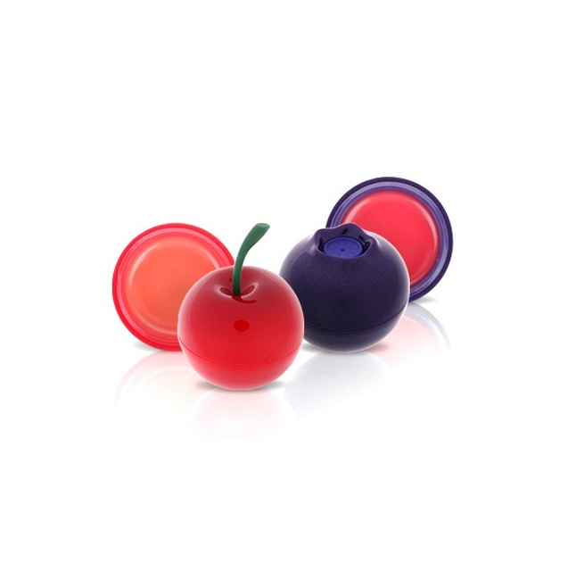 Ягодный бальзам для губ Tony Moly Mini Berry Lip Balm tony moly mini cherry tomato lip balm бальзам для губ мини вишня с томатом