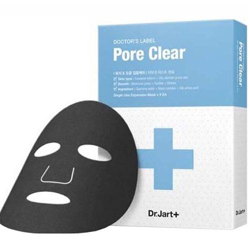 Очищающая маска для лица Dr.Jartand Doctors Label Pore Clear