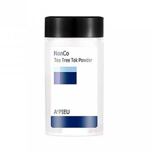 Противовоспалительная пудра для лица A'Pieu Nonco Tea Tree Tok Powder 2 100g new model tea food grain powder packaging machine
