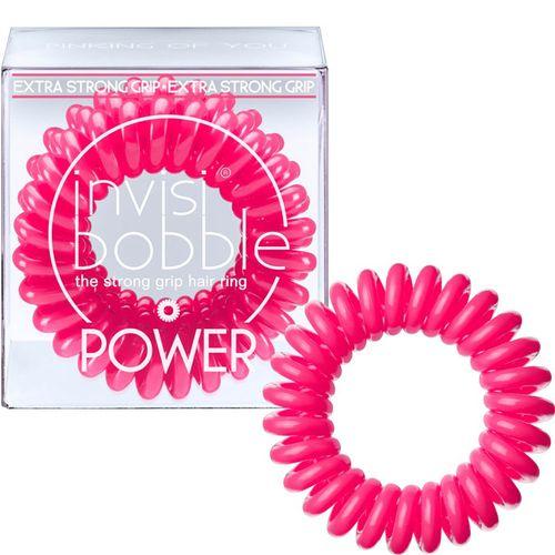 Резинка для волос, не вырывающая волосы Invisibobble Power Pinking Of You