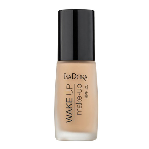 Тональный крем IsaDora Wake Up Make-up omelette