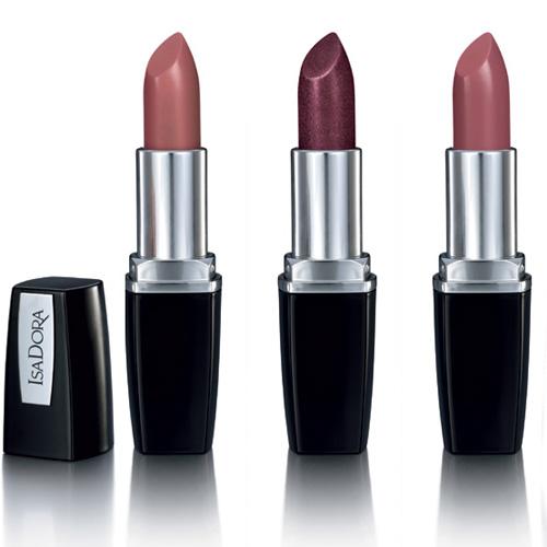 Увлажняющая помада для губ IsaDora Perfect Moisture Lipstick rimmel увлажняющая губная помада moisture renew sheer