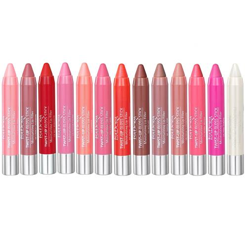 Блеск-карандаш для губ IsaDora Twist-Up Gloss Stick isadora блеск карандаш twist up gloss stick 10 цвет 10 lovely lavender variant hex name d8a4b0