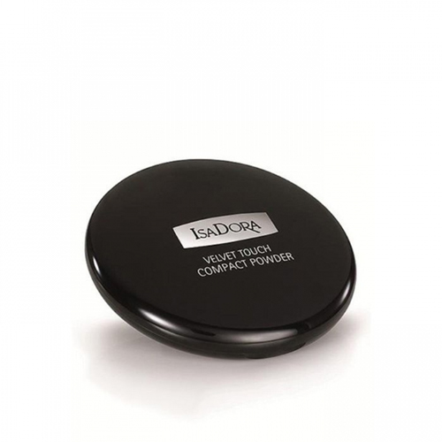 Компактная пудра IsaDora Velvet Touch Compact Powder база под макияж isadora strobing fluid highlighter 81