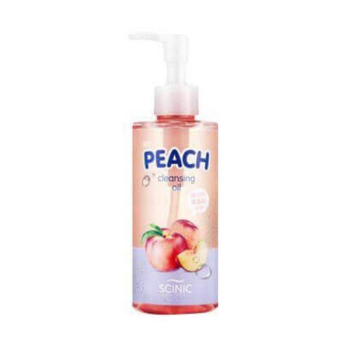 Гидрофильное масло для лица Scinic My Peach Cleansing Oil масло kativa morocco argan oil nuspa масло
