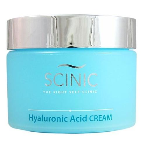 Увлажняющий крем для лица с гиалуроновой кислотой Scinic Hyaluronic Acid Cream elizavecca witch piggy hell pore control hyaluronic acid 97