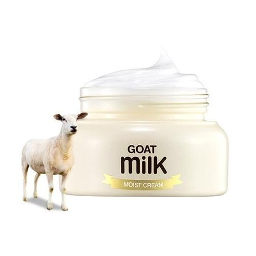Увлажняющий крем с козьим молоком Scinic Goat Milk Moist Cream