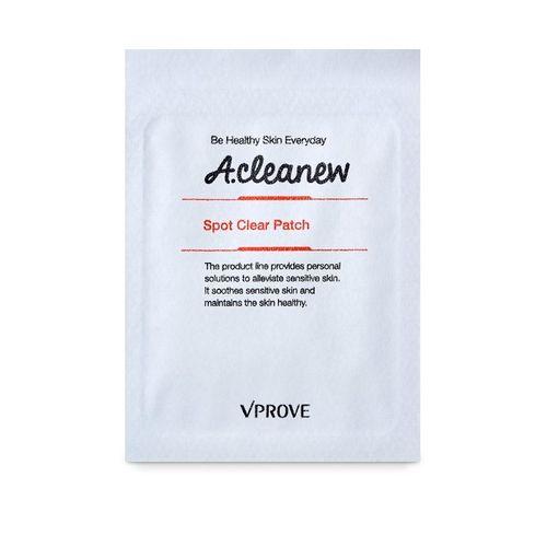 Патчи для проблемной кожи Vprove A Сleanew Spot Clear Patch vprove эмульсиядлялицаa cleanew увлажняющая 180 мл