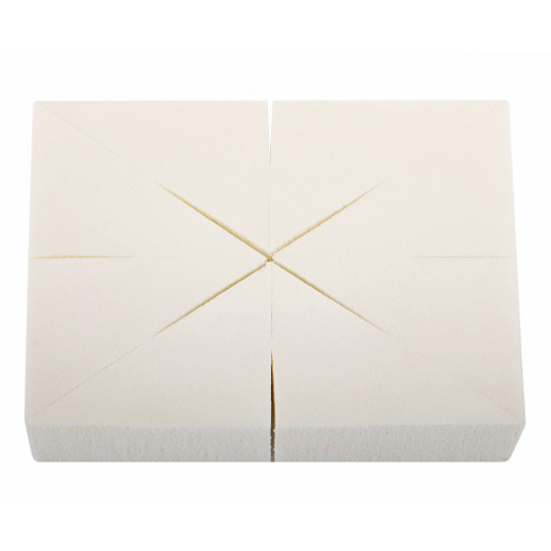 Спонжи для нанесения тональных средств и пудры Limoni Limoni Спонжи в блоке (треугольные) 8pcs diy m3 screw nut for water cooled heat sink silver 8pcs