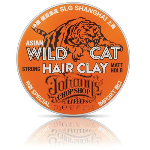 Глина для структурирования волос с матирующим эффектом Wild Cat Hair Sculpting Clay cute cat ears style plush iron headband hair band white pink black