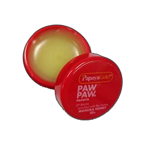 Pure Paw Paw Papaya Gold Lip Balm electric high frequency vibration ion full lips lip enhancer beauty care moisturizing nourishing lip balm infuser massager