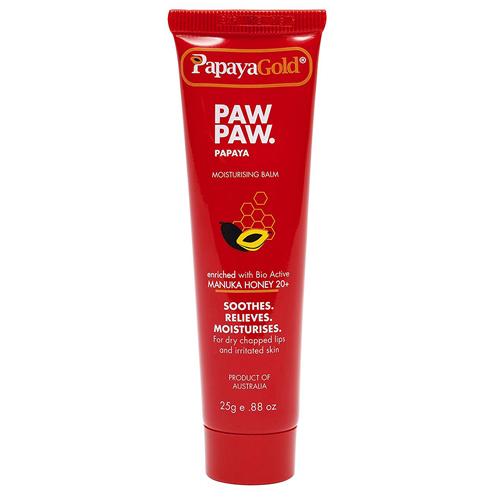Бальзам для губ и кожи с медом Манука Pure Paw Paw Papaya Gold Moisturising Balm paw print table cloth