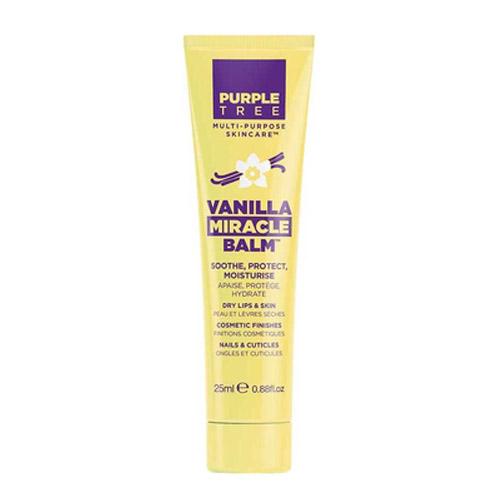 Увлажняющий бальзам для губ и ухода за кожей Purple Tree Miracle Balm Vanilla бальзам для губ purple tree pomegranate miracle balm объем 25 мл