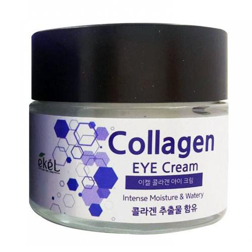 Лифтинговый крем для век с коллагеном Ekel Collagen Eye Cream best korea cosmetics it s skin collagen nutrition cream 50ml day creams acne anti aging wrinkle collagen face cream