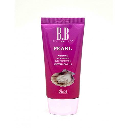 ВВ крем с экстрактом жемчуга BB Pearl Cream SPF50