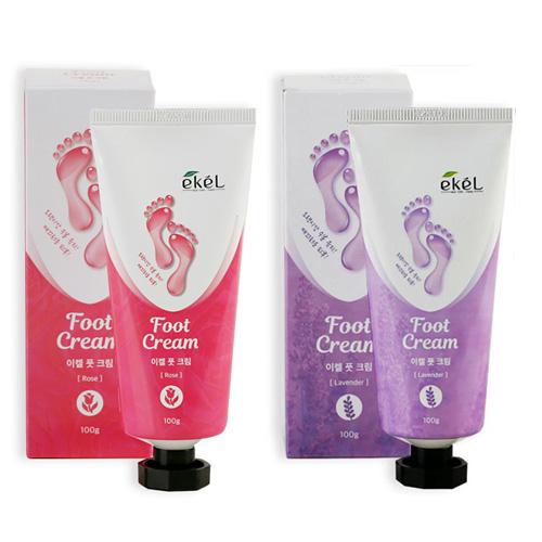 Успокаивающий крем для ног Ekel Foot Cream