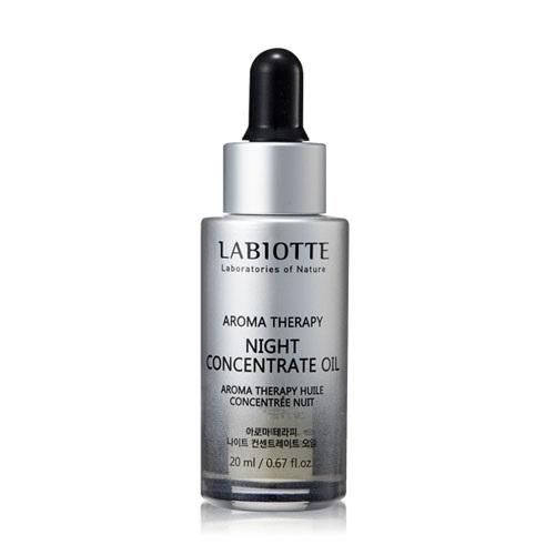 Ночное масло для лица Labiotte Aroma Therapy Night Concentrate Oil ароматическая добавка electrolux ароманабор aroma therapy 5мл 5 шт