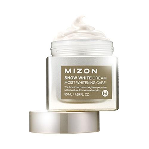 Осветляющий крем для лица Mizon