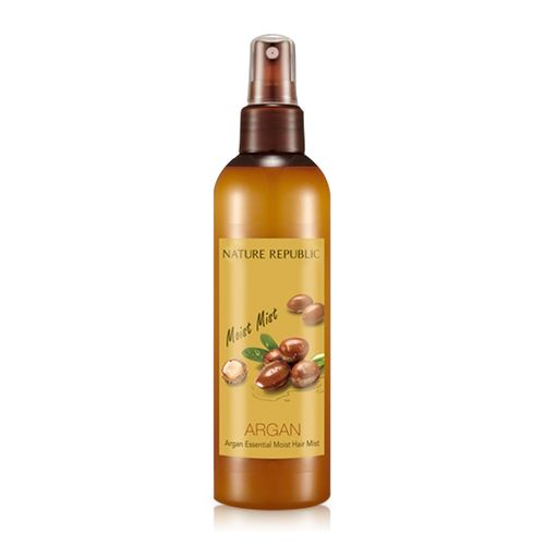 Мист для волос Nature Republic Argan Essential Moist Hair Mist nature republic honey